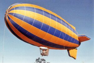 Blimps, Advertising Airships, Helium Inflatables and Install