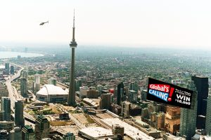 Canada's leader in aerial advertising