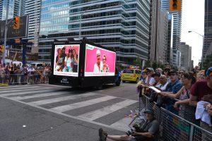 Digital Truck Advertising in Canada