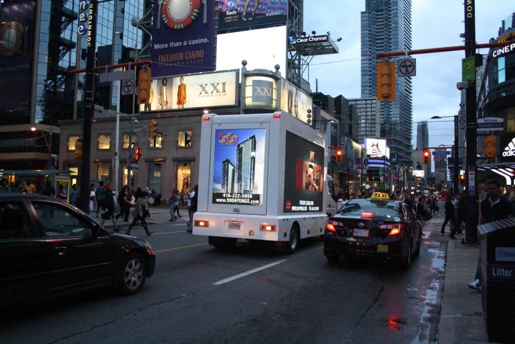 Digital Ad Truck Ghods Builders