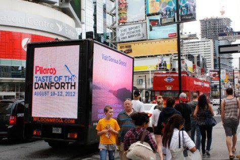 LED-Video-Truck-Taste-of-the-Danforth-Aug-10-2012