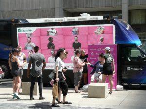 Digital Video Truck Ads Canada