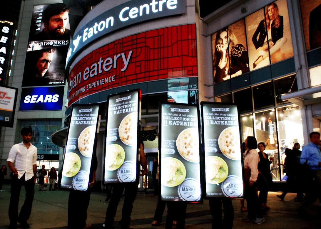 Walking Billboards & Brand Ambassadors: Richtree