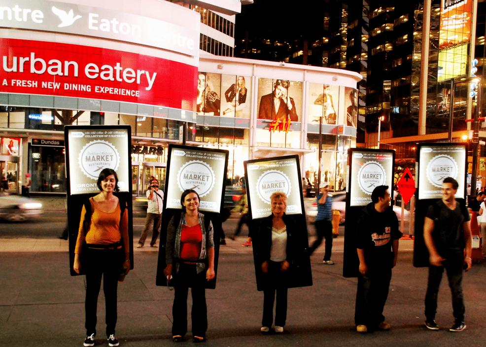 Richtree - Walking Billboards & Brand Ambassadors