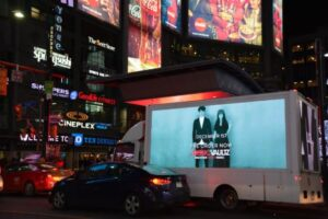 Digital Ad Trucks & Mobile Advertising Trucks