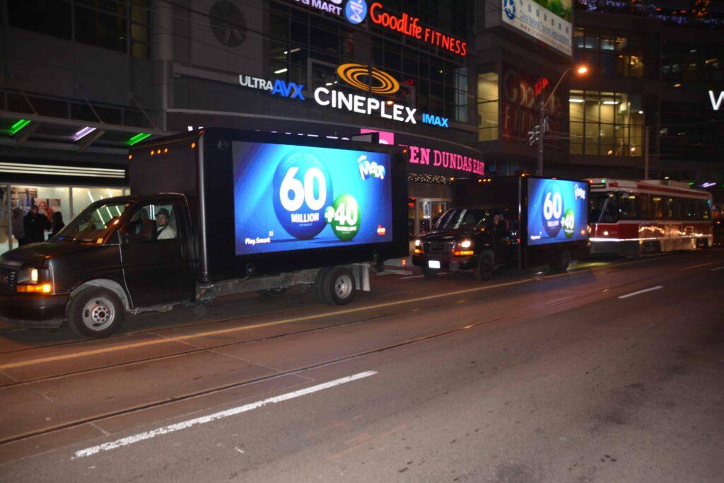 Digital Truck Ads company Halifax