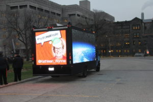 Digital Video Truck Ads company in Ottawa Canada