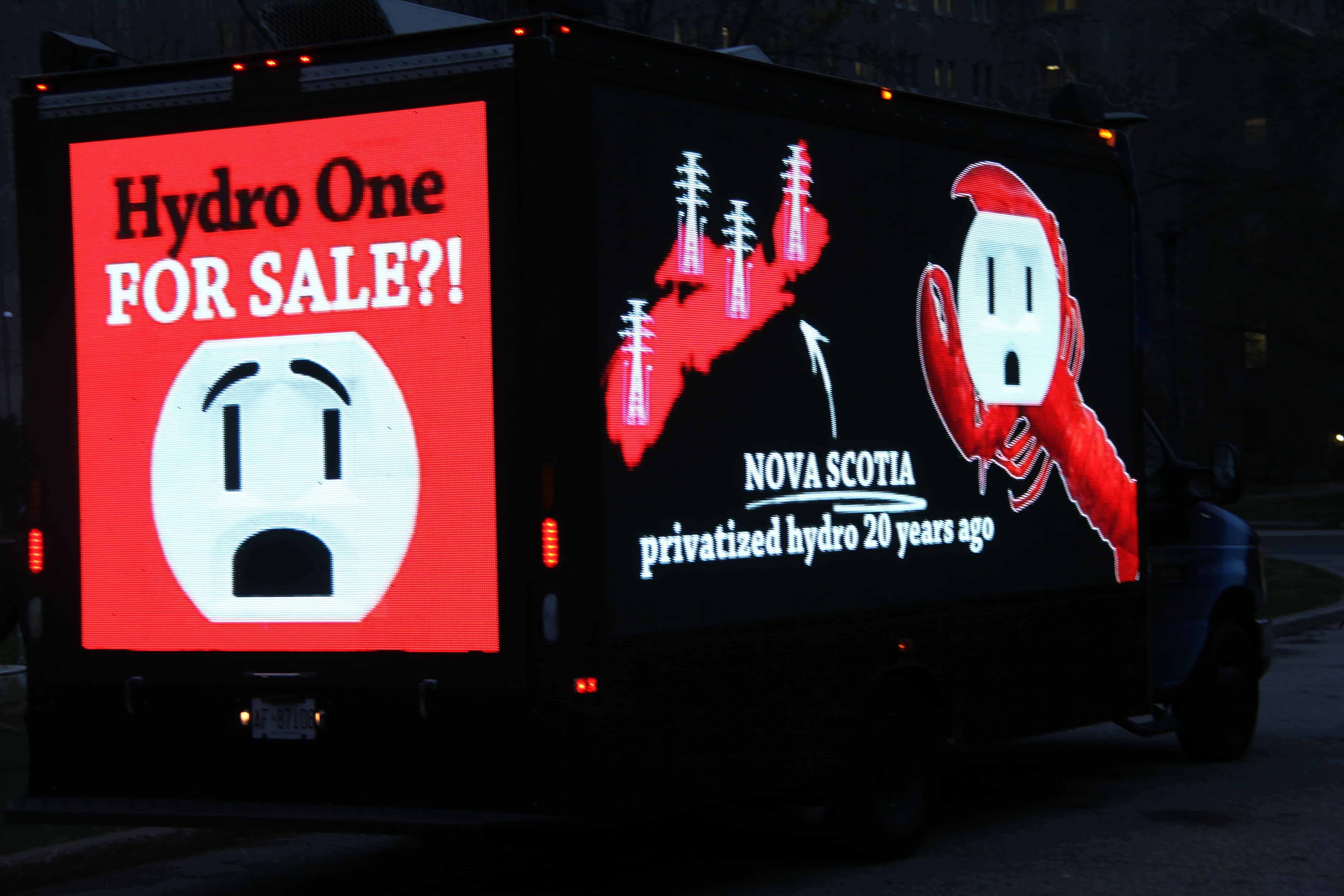 Digital Video Truck Ads company in Edmonton Canada