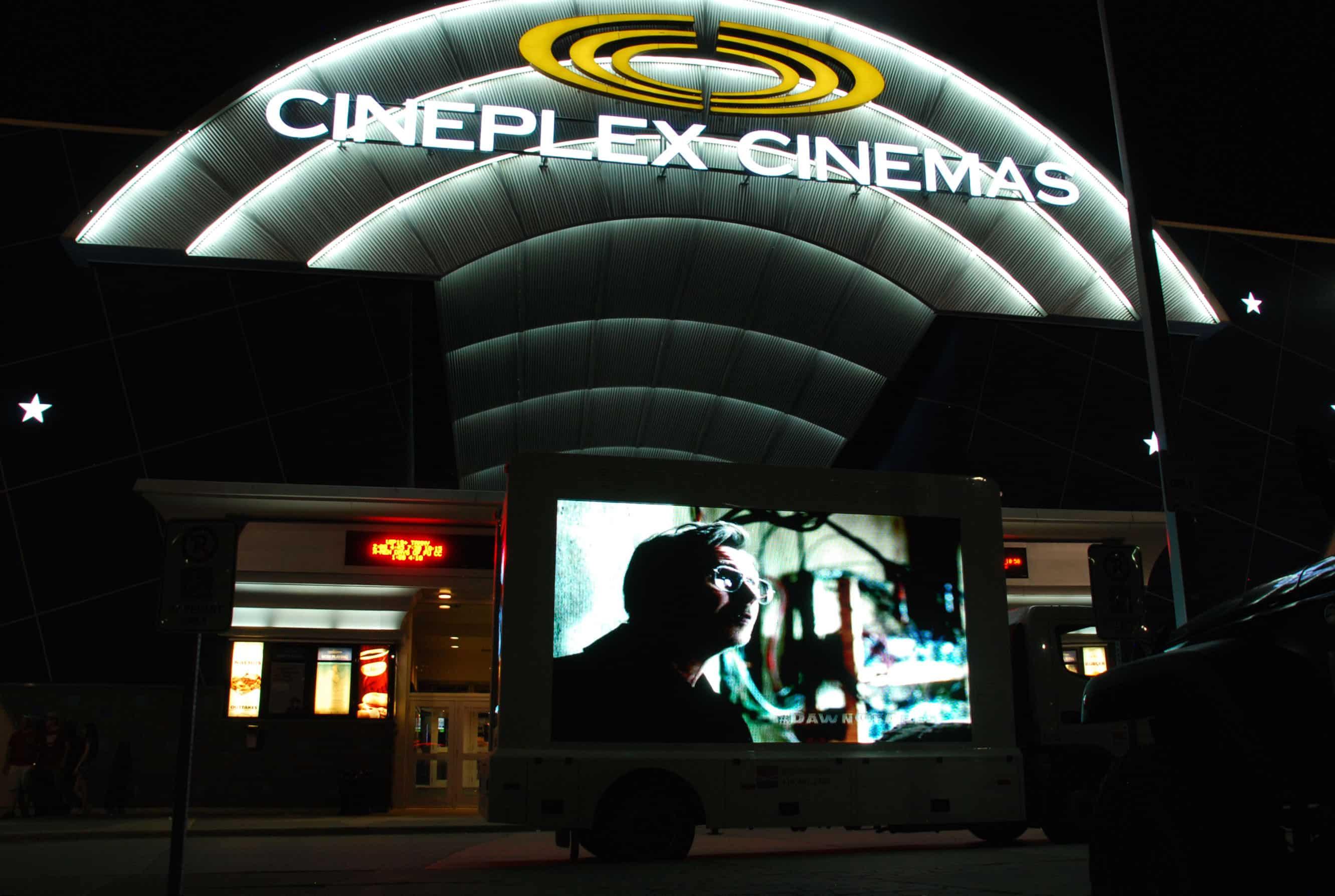 LED Video Truck Edmonton