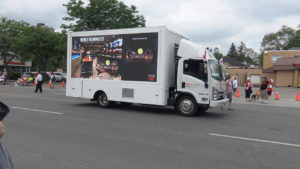 Top Company for Mobile billboard advertising trucks in Canada