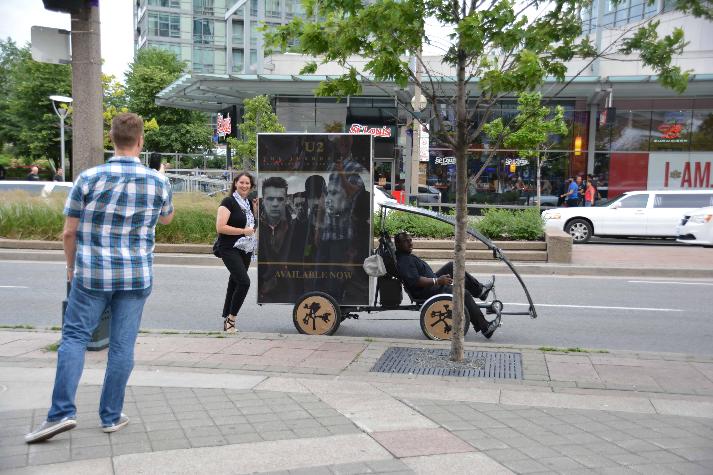 Display Ad bikes company