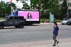 Led Billboard Trucks for Brand promotions