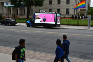 Led Billboard Trucks for Product promotions