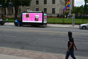 Led Billboard Trucks for business promotions