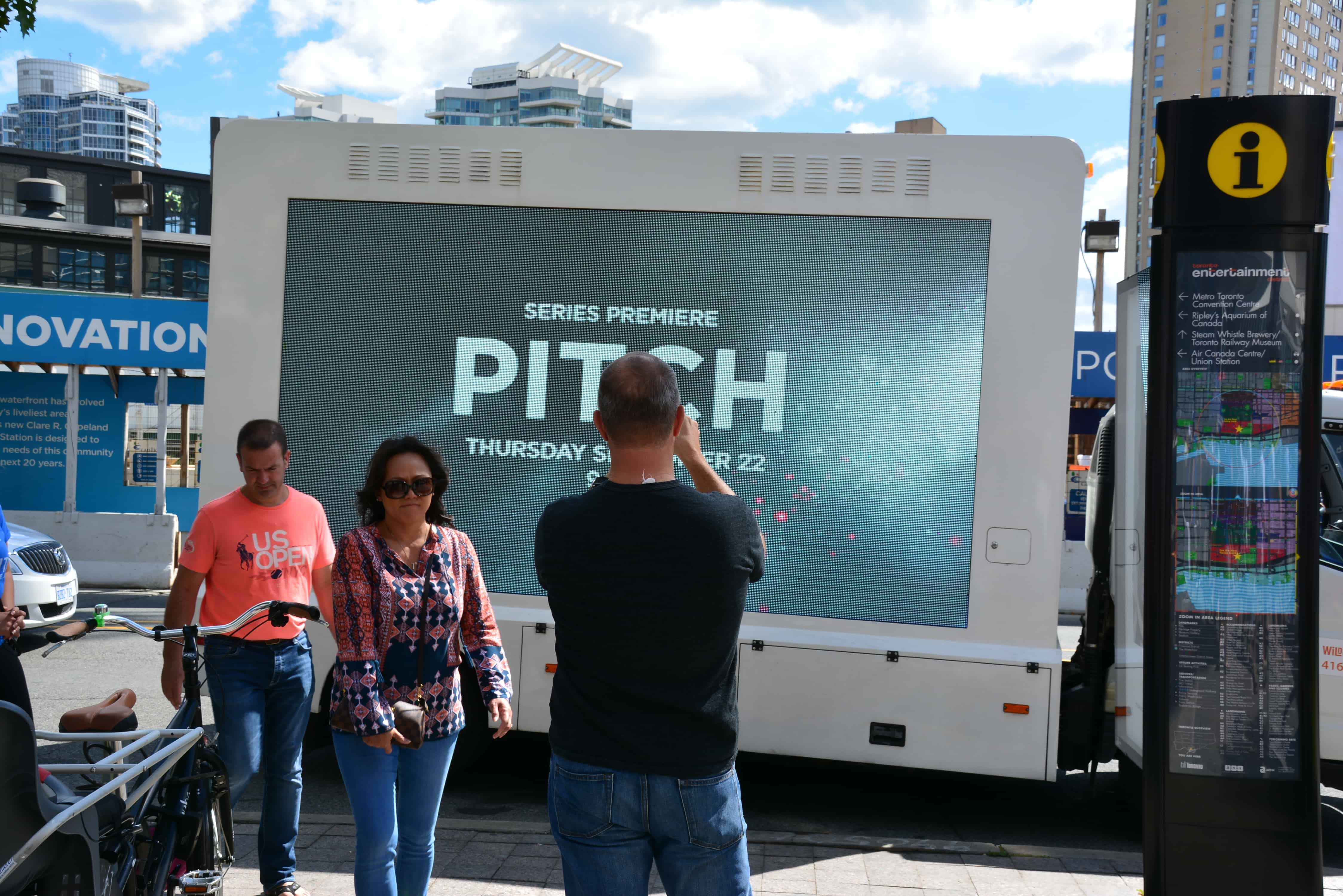 The Best Video LED Mobile Billboard provider in India