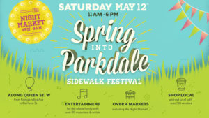 Spring into Parkdale - Wildonmedia