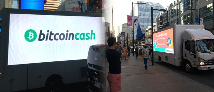 Bitcoin Goes Bold And Creative With Wild On Media's Out-Of-Home Advertising