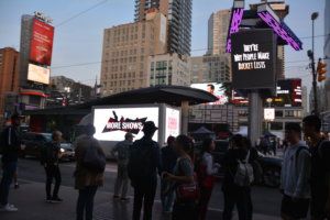 Outdoor advertising Toronto