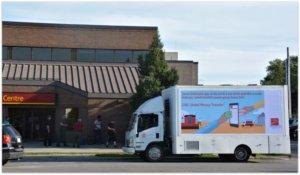 Digital Truck Campaign