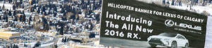 Helicopter Banner - Wildonmedia