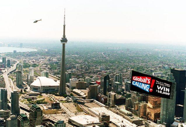 Canada's leader in aerial advertising